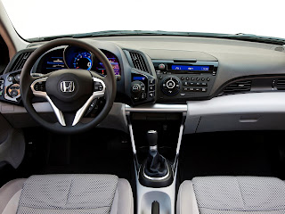 Honda CRZ 2012 Inner View HD Wallpaper