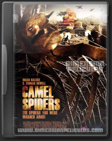 Camel Spiders (DVDRip Inglés SUbtitulado) (2011)
