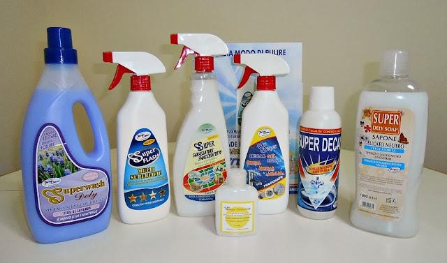 tecnoclean: detergenti per la casa e per la persona a piccoli prezzi
