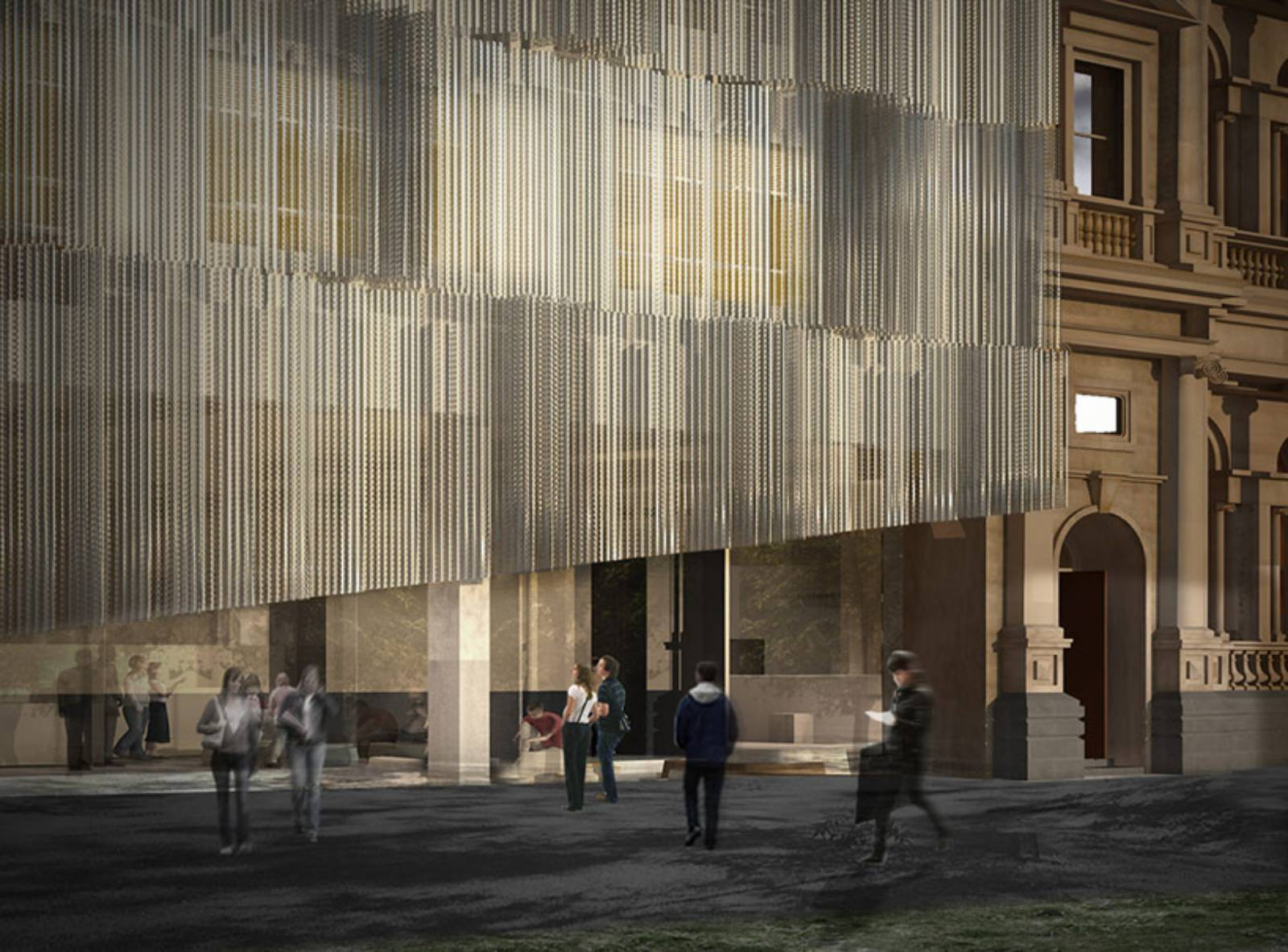 University of melbourne by jwa nadaaa for University of melbourne landscape architecture