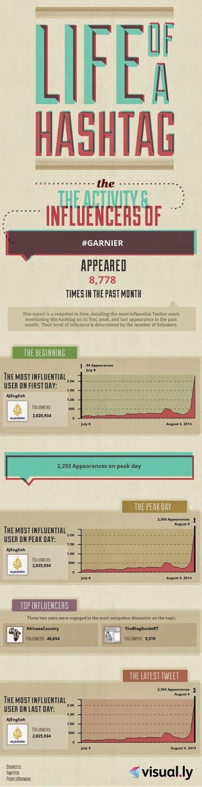 infographie, garnier, twitter