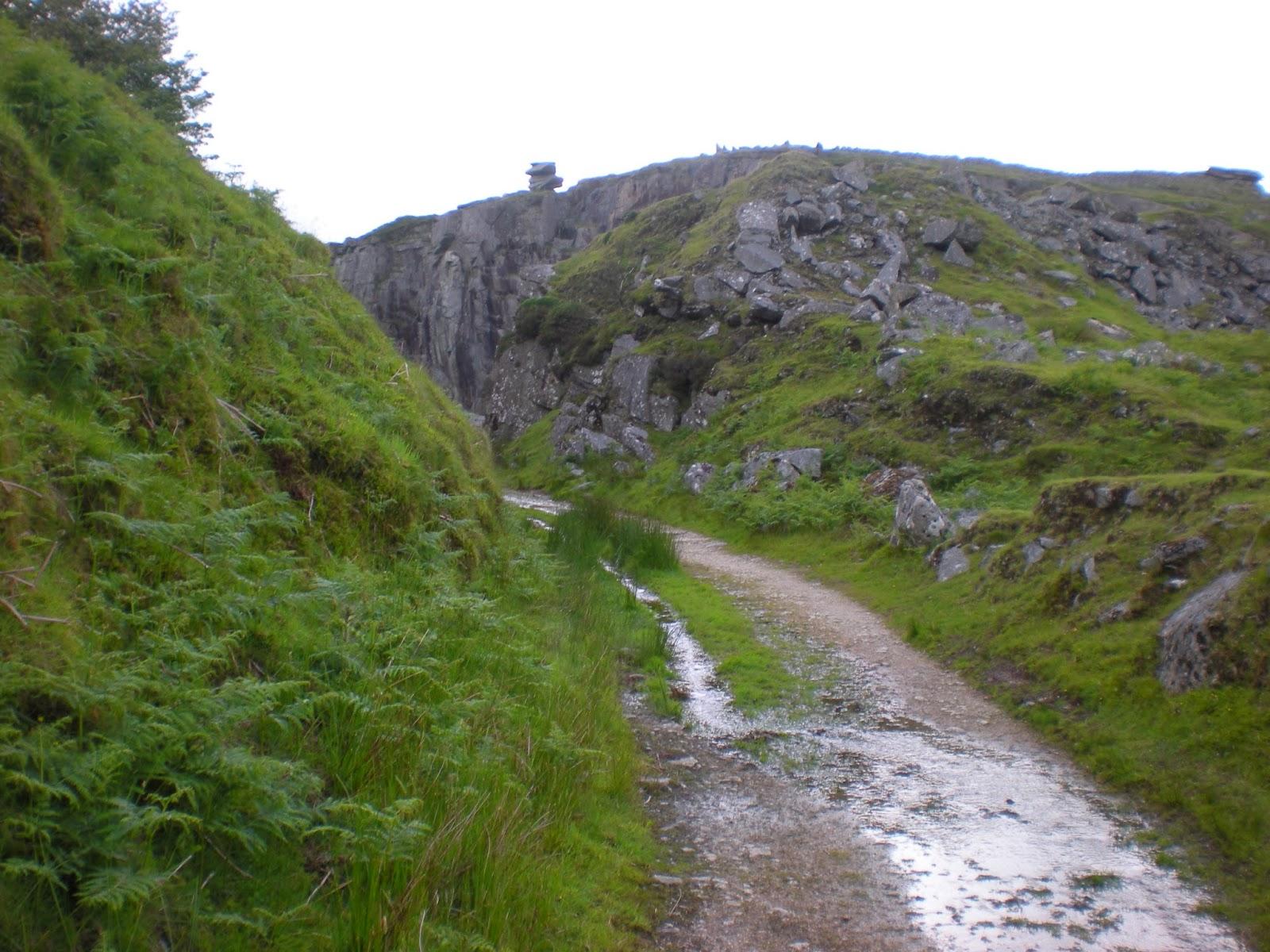 Bodmin Moor, Quarry