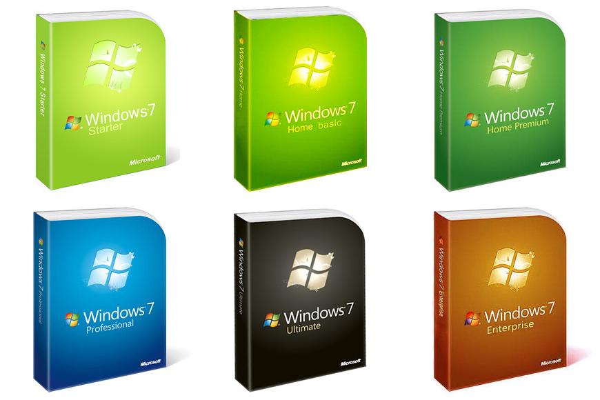 windows 7 professional indir