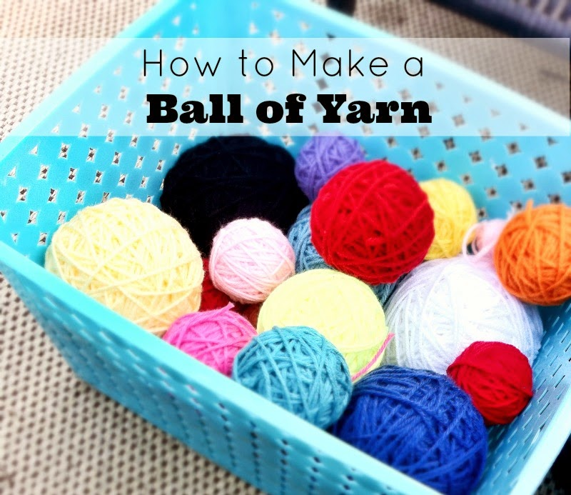 http://cupcakewishesandbirthdaydreams.blogspot.com/2014/05/easy-diy-how-to-make-yarn-ball.html