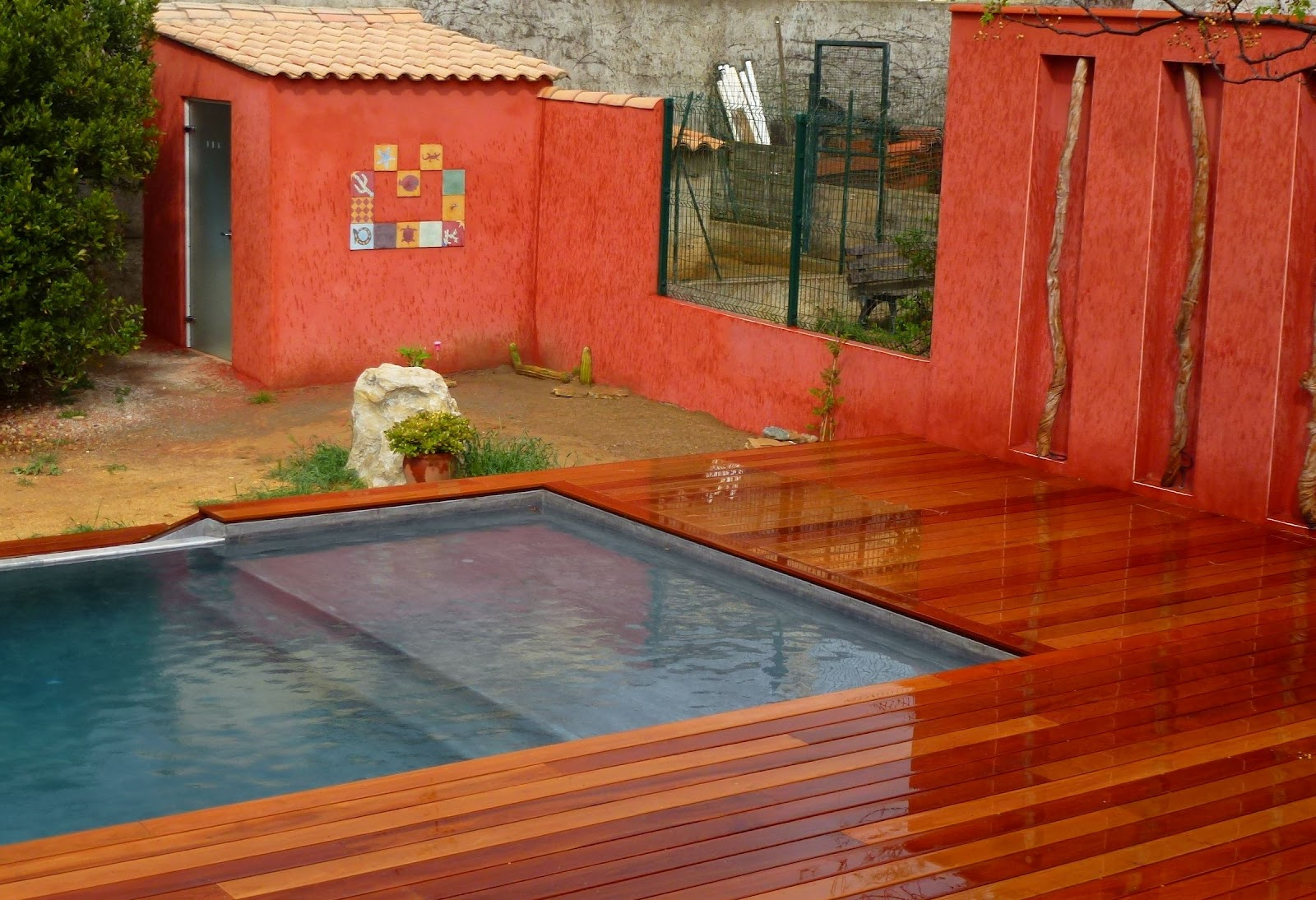 Finitions piscine construction piscine diffazur for Construction piscine diffazur