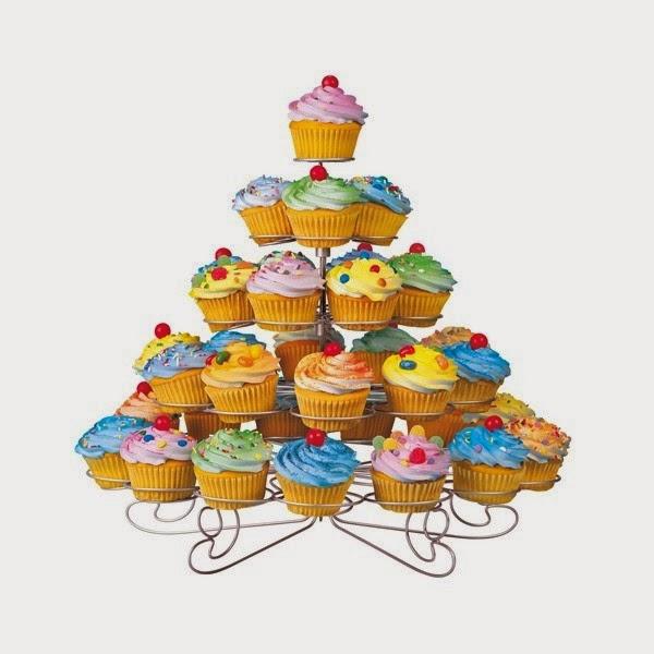 suporte cupcakes