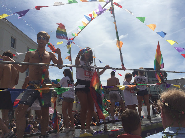 Brighton Pride 2015