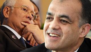 Syed Mokhtar nafi tulis artikel berkaitan Najib