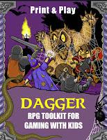 Dagger Kids RPG (Free PDF)