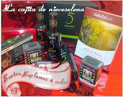 """Sorteo aniversario en """"La cajita de Nieves y Elena"""