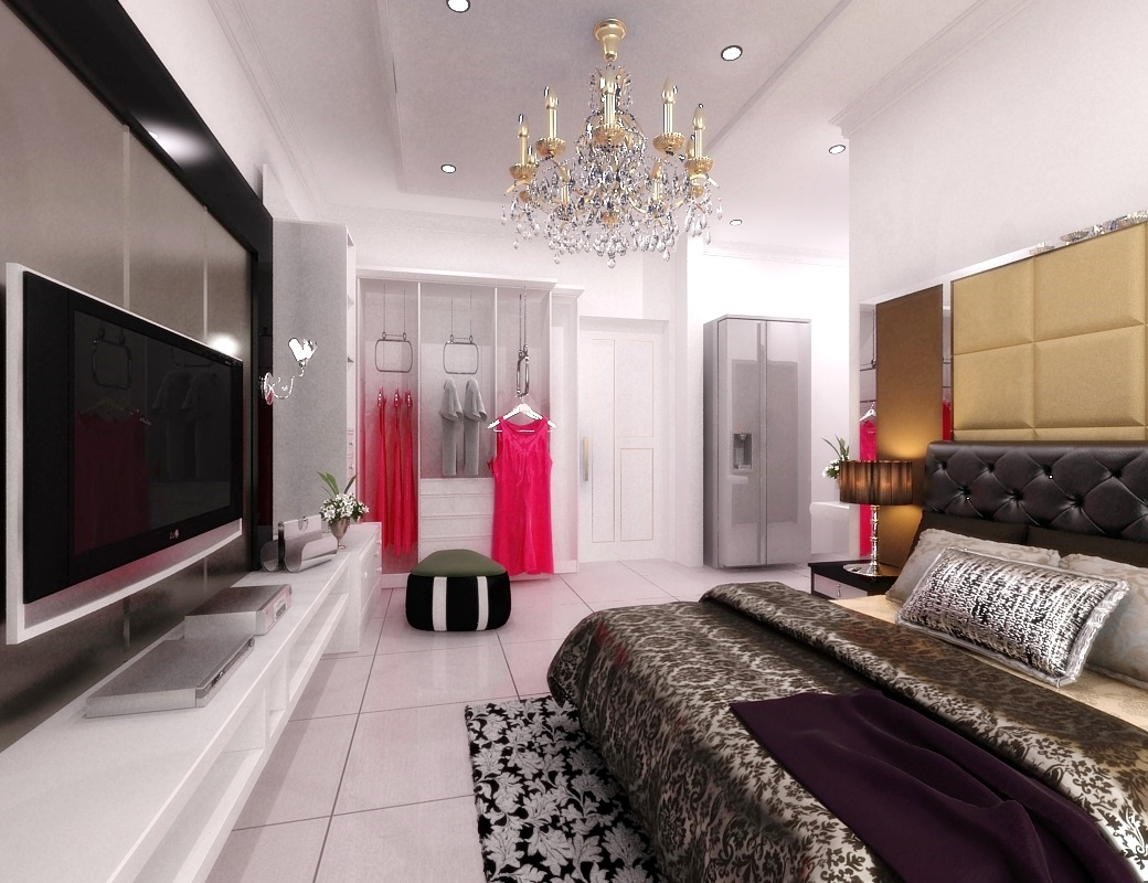 Design interior boutique hotel room singapore 3d for Boutique room design