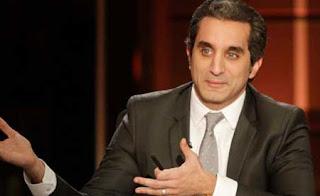 مشاهدة اخر حلقات برنامج البرنامج,الحلقة 12 , باسم يوسف ,على قناة سى بى سى الفضائية