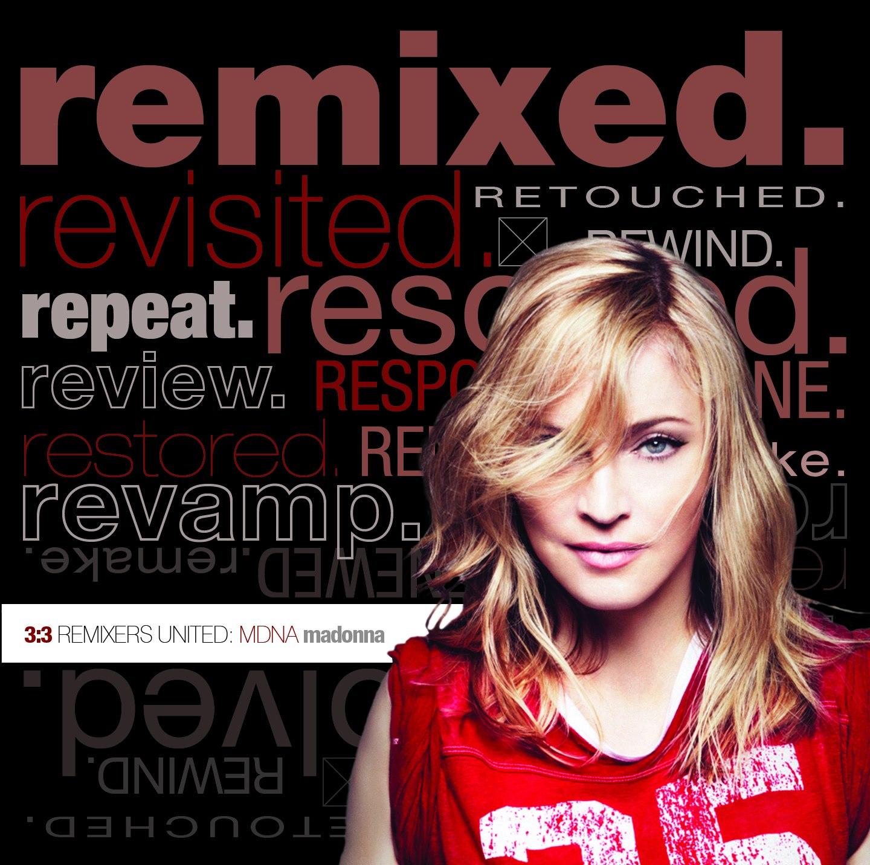 Madonna - girl gone wild (remix) feat