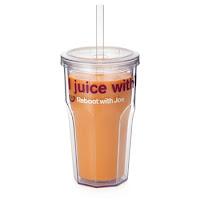 I Juice with Joe Juice tumbler