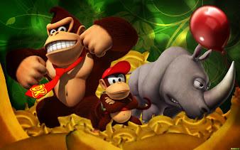 #8 Donkey Kong Wallpaper