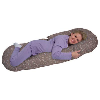 Gối chữ U Body Pillow dành cho bà bầu