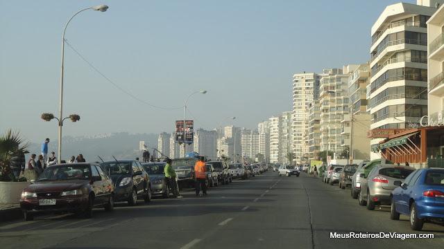 Av. Peru - Viña del Mar, Chile