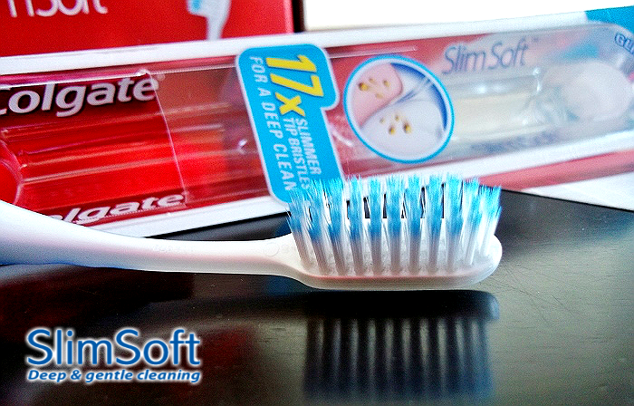 Colgate #SlimSoft Brush