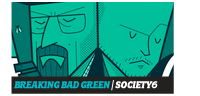 BREAKING BAD GREEN