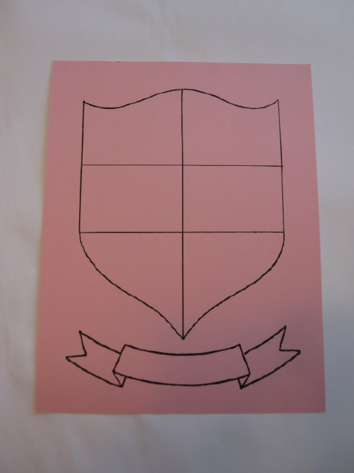 Toddler Approved Easy Coat Of Arms Collage