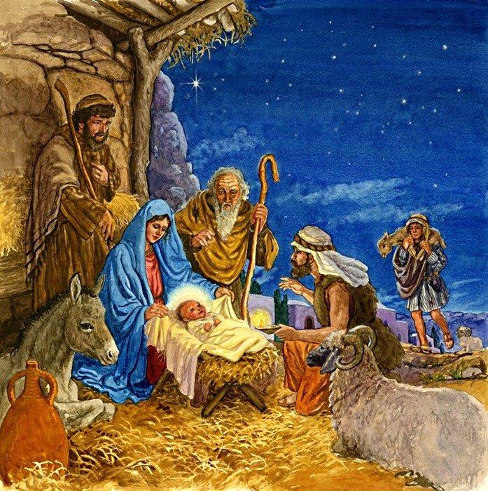 Humanidad y cosmos mensajes ocultos en el pesebre navide o for Nacimiento belen