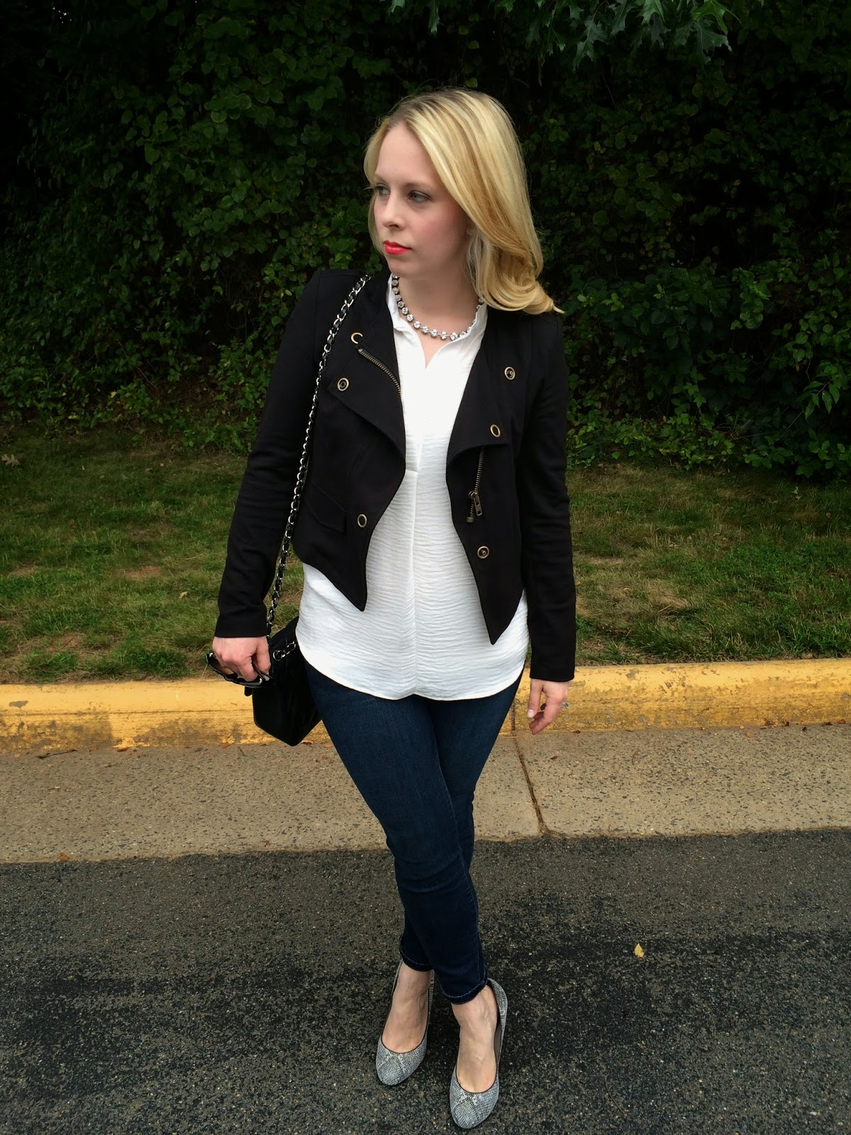 CAbi-Clothing-black-moto-jacket-white-blouse