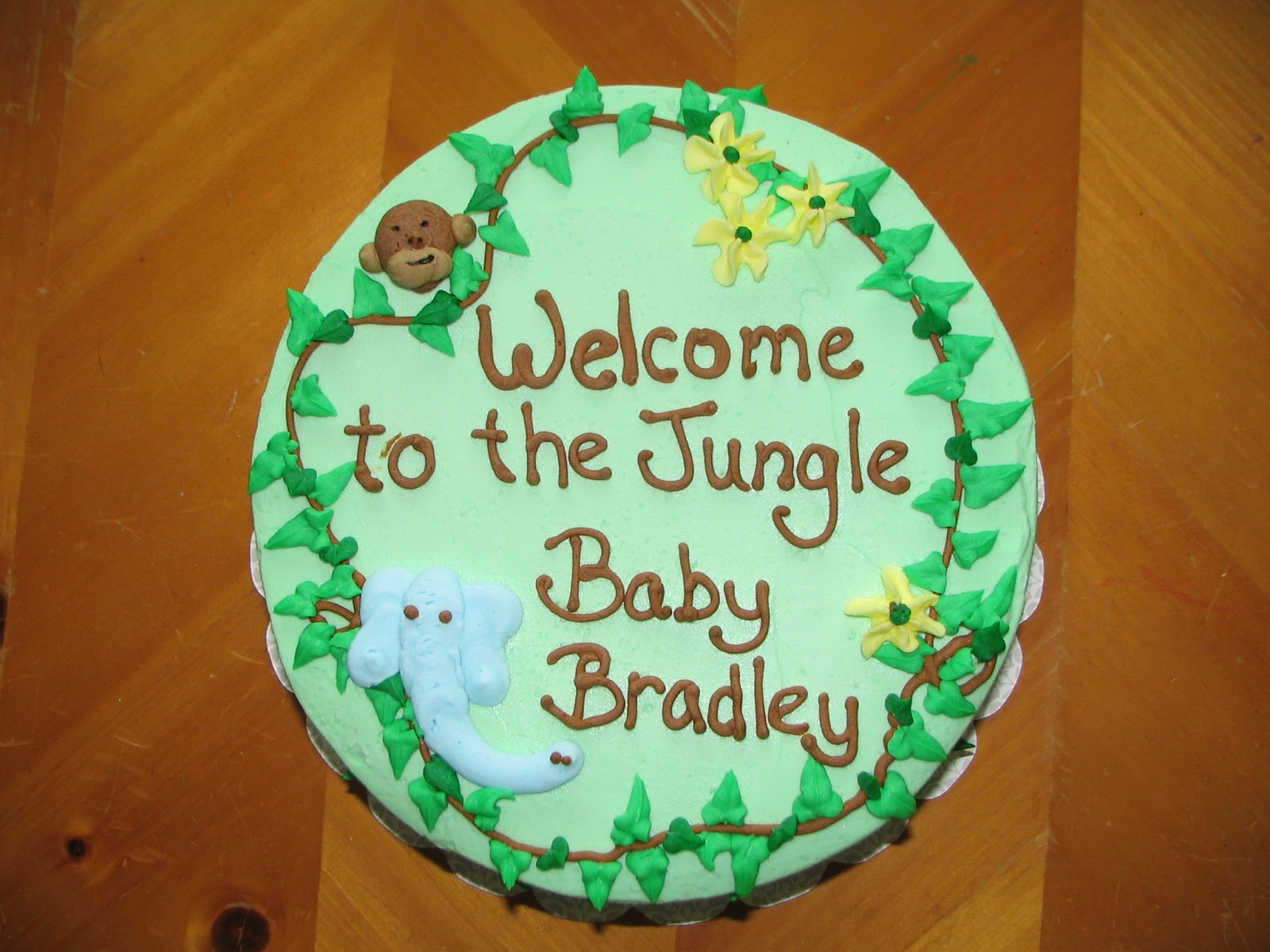 pink safari baby shower jungle theme baby shower jungle theme and babies. Black Bedroom Furniture Sets. Home Design Ideas