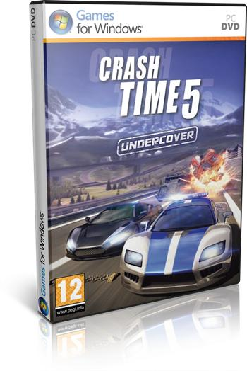 Crash Time 5 Undercover PC Full Reloaded Descargar 2012