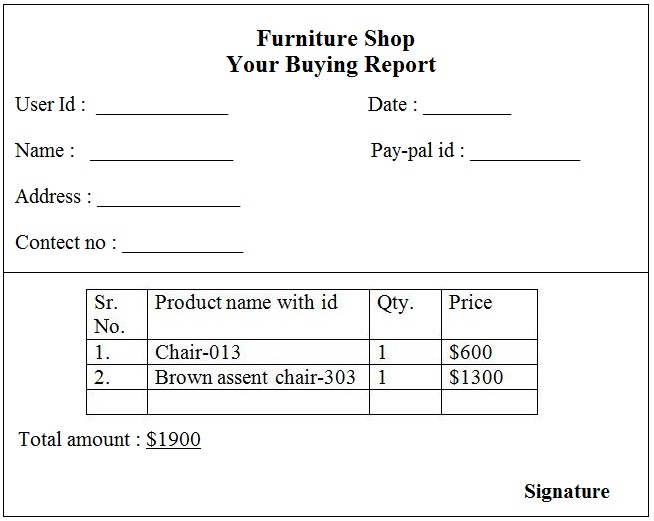Purchase Order Reports