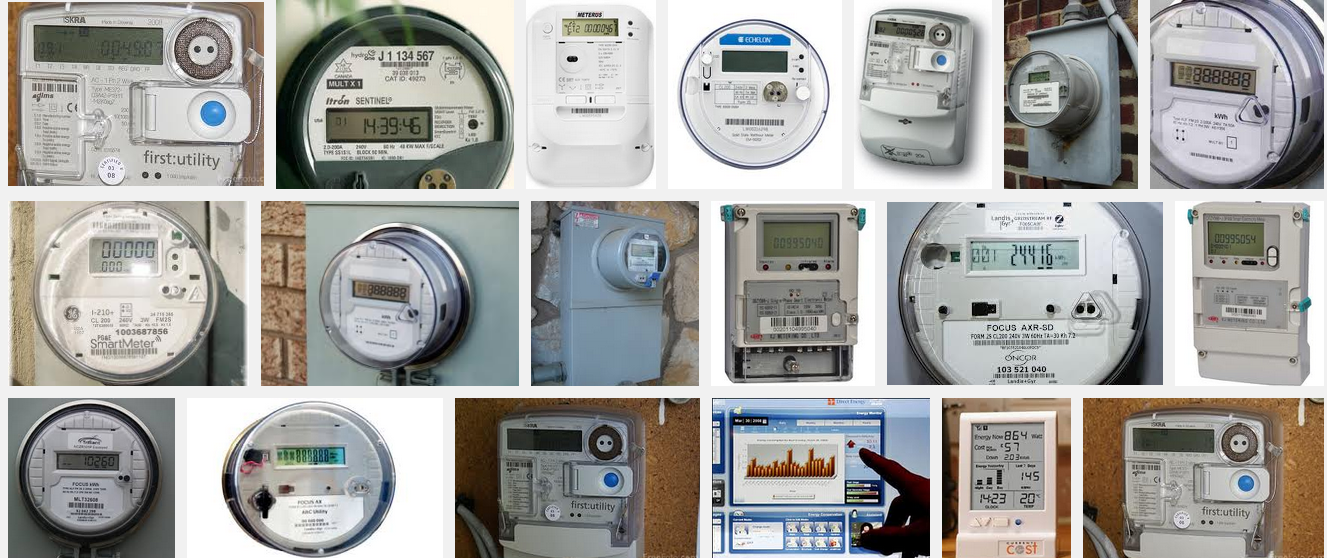 Types Of Electric Meters : Smart electricity meter how to save with
