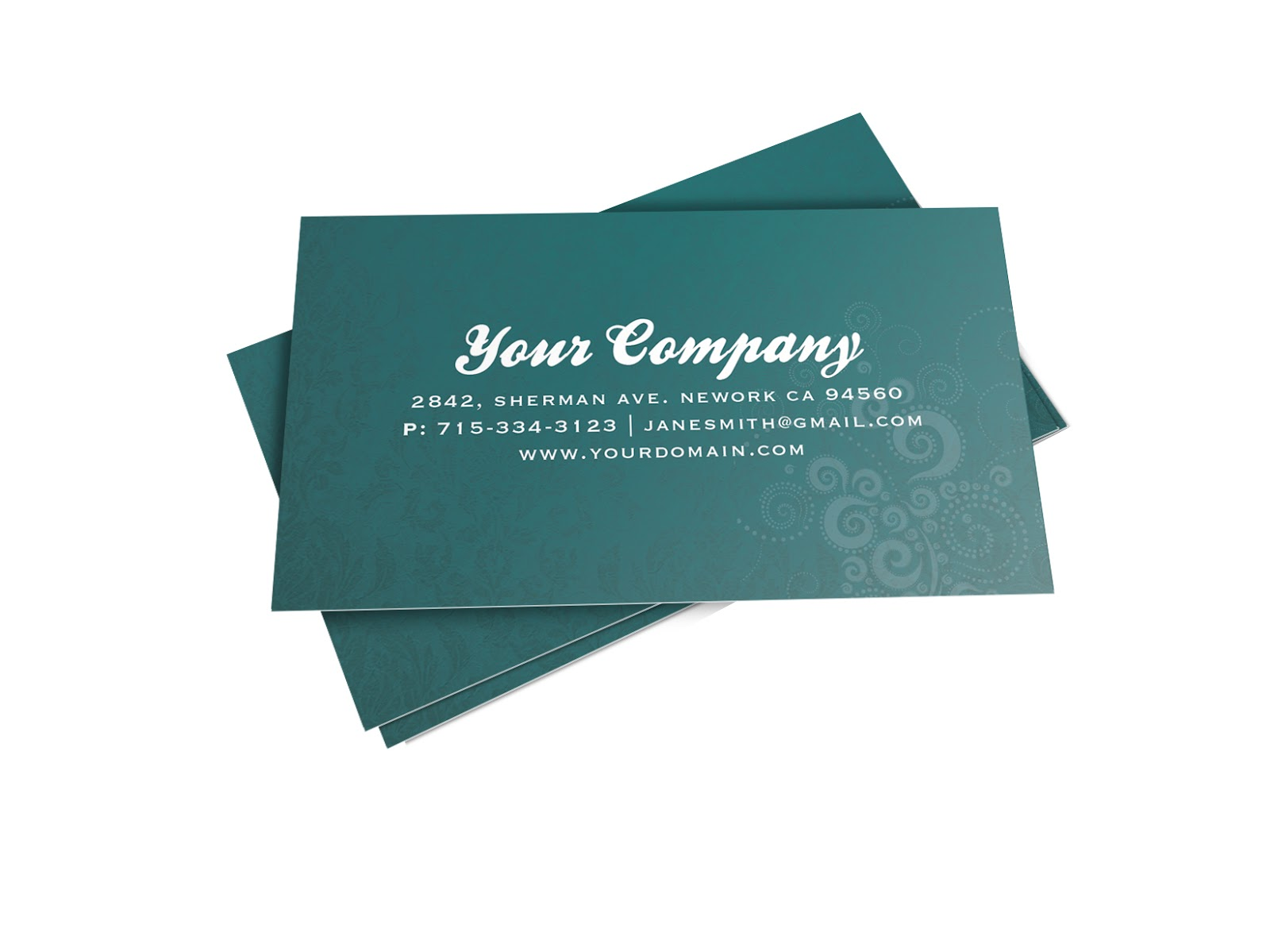 47) Business Card
