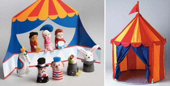El petit calaix un circo en casa - Casa ninos ikea ...