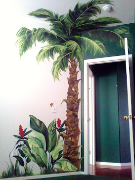 full view of palm tree
