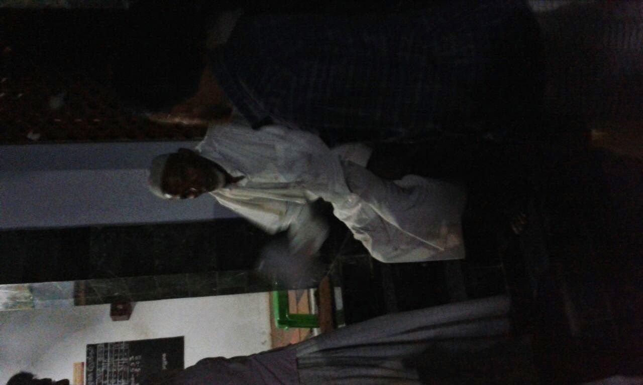 சஹர் பாங்கு விழிப்புணர்வு - கீழக்கரை தெற்கு கிளை