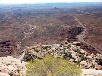 Estrada de Moki Dugway – Utah