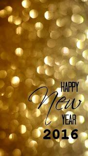 Happy New Year 2016 mobile HD Wallpaper WhatsApp