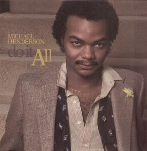 Michael Henderson - Do It All (1979)