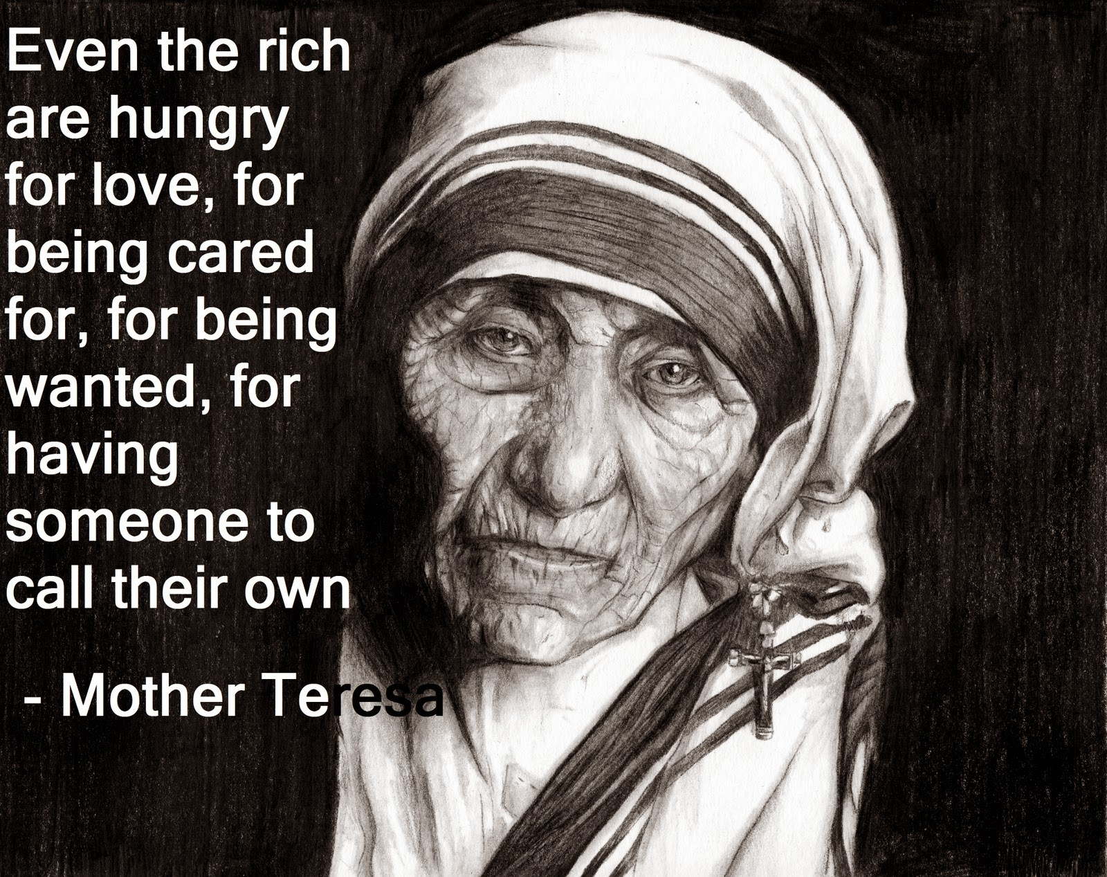 Teaching Quotes By Mother Teresa. QuotesGram
