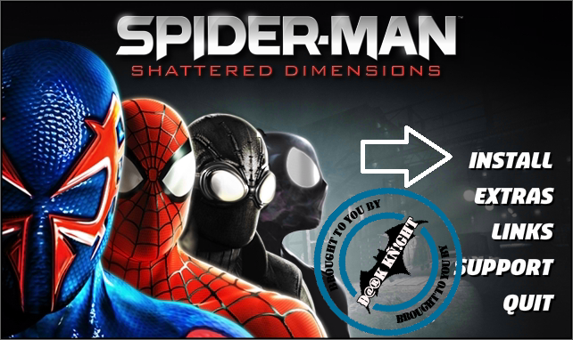 how to download spiderman shattered dimensions pc for free