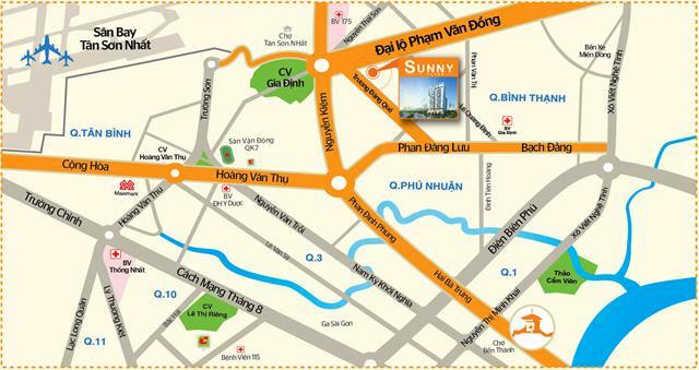 căn hộ Sunny Plaza, can ho Sunny Plaza, can ho Sunny Plaza Go Vap