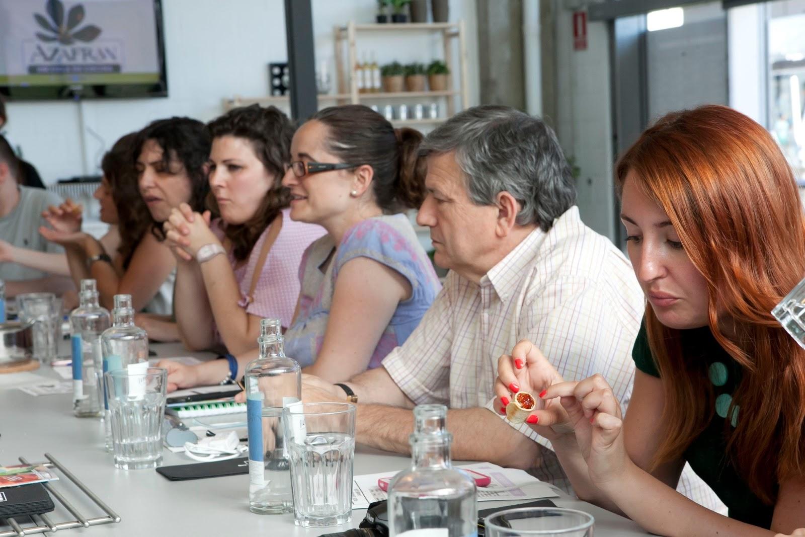 La cocina plural saborea puerto venecia jornada de - Escuela de cocina azafran ...