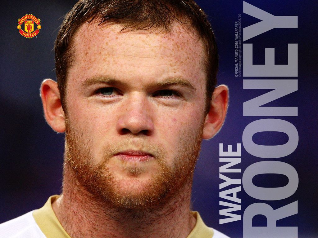 Wayne Rooney With Beard Wayne Rooney Hd Wallpapers A Blog All Type Sports