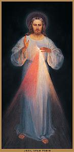 Imagem de Jesus Misericordioso          (em 1934)