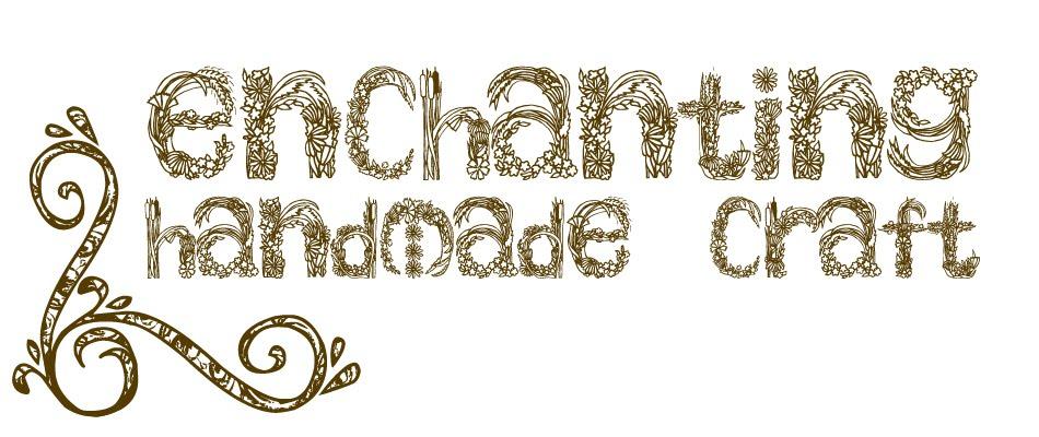 enchanting handmade craft