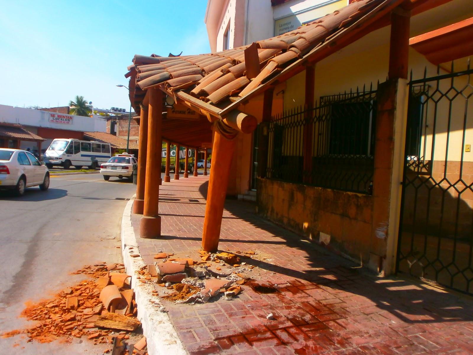 Rafaga Noticiera Otro Tejaban Chocado Por Borrachos En El