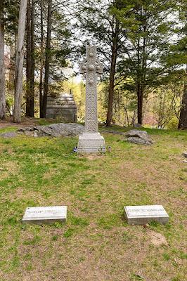 Andrew Carnegie's Gravesite