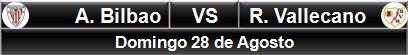 Athletic Bilbao vs Rayo Vallecano