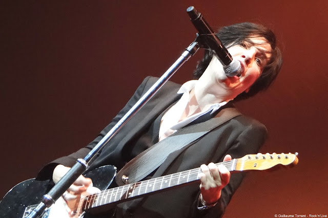 Texas Sharleen Spiteri Zénith Paris Rock'n'Live 2013 Concert Live report Rock Pop The Conversation Summer Son Guillaume Torrent