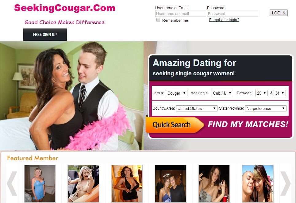 Cougar Dates Online App - Android Apps on Google Play