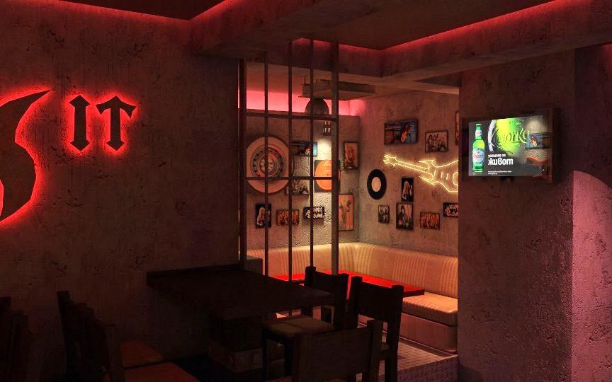 Bar rock 3D - 10